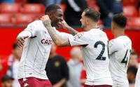 Kalahkan Man United di Old Trafford, Pemain Aston Villa Senangnya Bukan Main