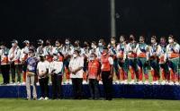 Tim Kriket Papua Raih Medali Emas PON Papua