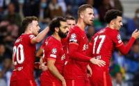 FC Porto vs Liverpool: The Reds Pesta Gol di Kandang Lawan