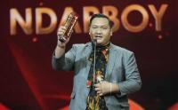 Lagu Mendung Tanpo Udan Fenomenal, Ndarboy Genk Raih Ambyar Awards 2021