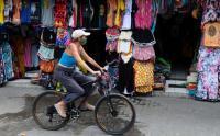 Meski Pariwisata untuk Wisman Telah Dibuka, Pasar Seni Kuta Bali Masih Sepi Pengunjung