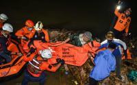 Kegiatan Pramuka Susur Sungai, 11 Siswa MTS Harapan Baru Ciamis Tewas Tenggelam