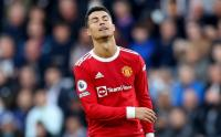 Reaksi Cristiano Ronaldo Usai Manchester United Dikalahkan Leicester City 4-2