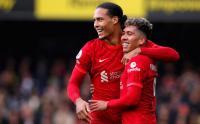 Liverpool Sukses Bungkam Watford di Pekan Kedelapan Liga Inggris 2021-2022, The Reds Menang Telak 5-0