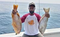 Serunya Mancing Ikan Kakap dan Tenggiri di Perairan Selat Sunda