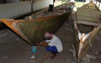 Ini Alasan Nelayan Memilih Perahu Tradisional Berbahan Dasar Fiber