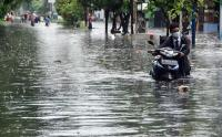 Drainase Buruk Sebabkan Genangan Air di Rawalumbu Bekasi