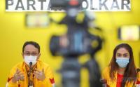 Jelang HUT Partai Golkar ke-57, Kader Siap Menangkan Pemilu 2024