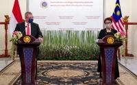 Pertemuan Indonesia-Malaysia Buka Koridor Perjalanan Antar Kedua Negara