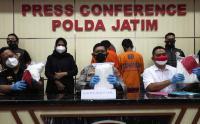 Polisi Gagalkan Peredaran Narkoba di Jatim