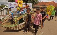 Foto-Foto Kemeriahan Perayaan Maulid Nabi Muhammad di Banten