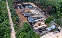 Pasca Kebakaran, Penyulingan Minyak Mentah Ilegal di Jambi Ditutup Petugas