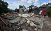 Dampak Gempa Bali, 243 Rumah Berat di Kabupaten Karangasem