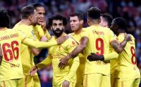 Hasil Liverpool vs Atletico Madrid, The Reds Menang Tipis 3-2 di Laga Lanjutan Liga Champions 2021-2022