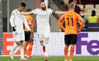 Real Madrid Pesta Gol ke Kandang Shakhtar Donetsk, Los Blancos Menang 5-0