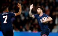PSG Menang Tipis 3-2 Atas RB Leipzig, Lionel Messi Selamatkan Les Parisiens dari Kekalahan