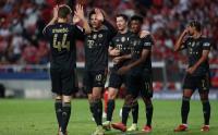 Bayern Munich Pesta Gol di Kandang Benfica