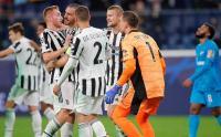 Juventus Susah Payah Kalahkan Zenit Saint Petersburg