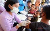 Kebut Target Vaksin Nasional, Pemkot Makassar Gelar Vaksinasi Tingkat RT RW