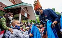 Kunjungi Desa Gampong Nusa Aceh, Menparekraf Sandiaga Uno Dukung Pariwisata Berkelanjutan untuk Kebangkitan Ekonomi