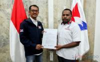 DPP Perindo Terima SK Kepengurusan DPW Papua Barat