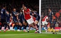 Arsenal vs Aston Villa: The Gunners Menang Telak