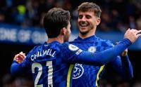Chelsea vs Norwich City: The Blues  Menang Telak 7-0