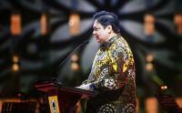 Malam Puncak Hut Ke-57 Partai Golkar Berlangsung Meriah