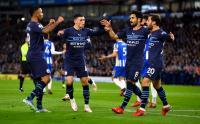 Brighton & Hove Albion Menjamu Manchester City di Pekan Kesembilan Liga Inggris 2021-2022, The Citizens Pesta Gol