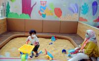 Wahana Bermain Anak di Pusat Perbelanjaan Kembali Dibuka