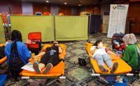 MNC Peduli Bersama Kemenparekraf dan PMI Gelar Donor Darah