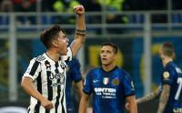 Inter vs Juventus: Dybala Pahlawan Bianconeri