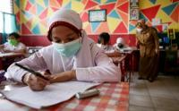 Sekolah Dasar di Tangerang Mulai Terapkan PTM Terbatas