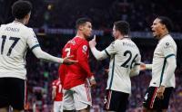 Ronaldo Terlibat Bentrok dengan Pemain Liverpool