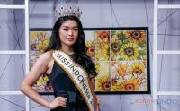 Persiapan Miss Indonesia 2020 Carla Yules Menuju Miss World 2021 di Puerto Rico