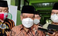 Kiai Said Aqil Siradj Resmikan Peluncuran Aplikasi NUChat Hadir di Ponpes Cirebon