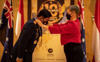 Panglima TNI Dapat Penghargaan dari Australia