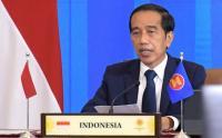 Presiden Jokowi Hadiri KTT ASEAN-Australia Melalui Virtual