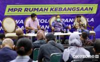 Diskusi Empat Pilar MPR Bahas Pilpres 2024