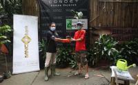 MNC Bank dan MNC Peduli Gandeng Ciliwung Institute Tanam Pohon di Bantaran Kali