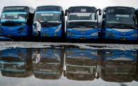 Alami Kerugian, Bus Damri Bandung Berhenti Beroperasi