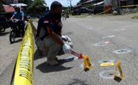 Puluhan Proyektil Peluru Ditemukan Pasca Penembakan Pos Polisi di Aceh Barat