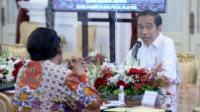 """Presiden Jokowi """"Sentil"""" Menteri soal Anggaran Covid-19"""