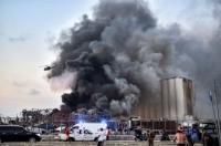 Ledakan Dahsyat Mirip Bom Atom Guncang Beirut, 70 Orang Tewas