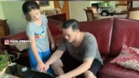 Mona Ratuliu, Nafa Urbach dan Ayu Ting Ting Rempong Dampingi Anak Belajar Online