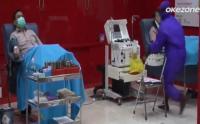 Puluhan Pasien Sembuh Covid-19 Donor Plasma Darah di Surabaya