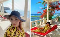 Menetap Sementara di Bali, Ashanty Bantah Hindari PSBB