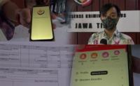 Puluhan Korban Investasi Bodong Laporkan Aplikasi Alimama ke Polda Jatim