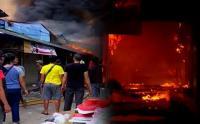 Kebakaran Pasar Cempaka Putih Hanguskan 672 Kios
