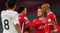Sempat Tertinggal, Liverpool Sengat Balik Arsenal 3-1